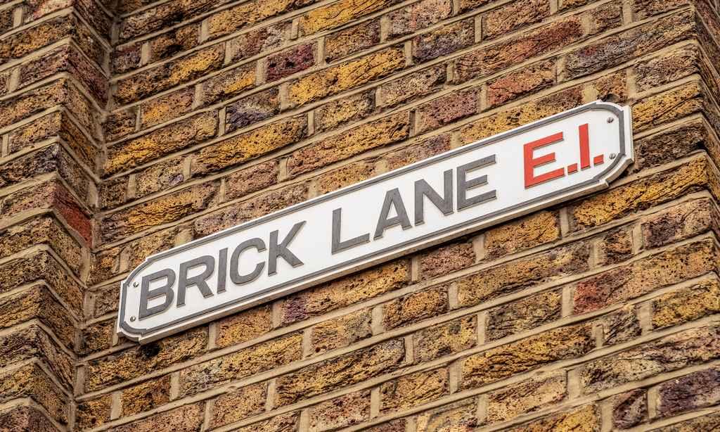 Private Investigator East London Brick Lane Sign